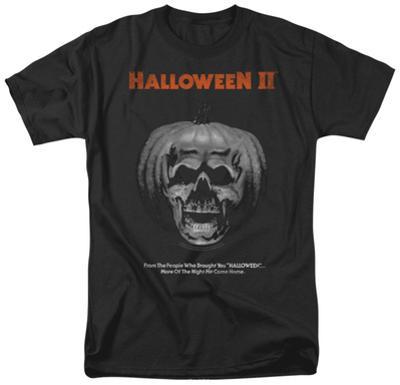 Halloween II - Pumpkin Poster