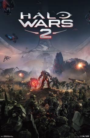 Halo Wars 2- Key Art