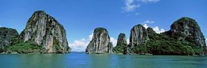 Halong Bay, Gulf of Tonkin, Vietnam