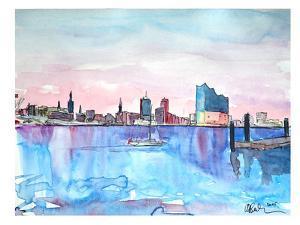 Hamburg Harbour City Elbphilharmonie by M Bleichner