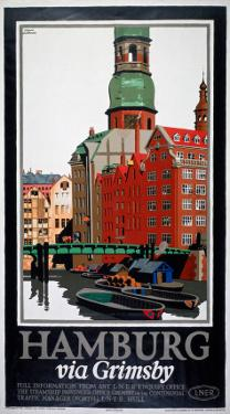 Hamburg Via Grimsby