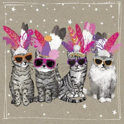 Fancypants Cats VI by Hammond Gower
