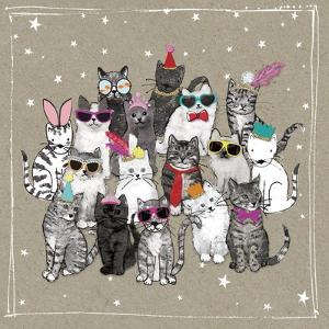 Fancypants Cats VII by Hammond Gower