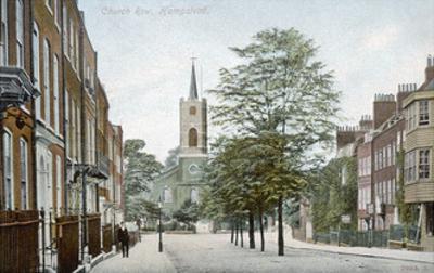 Hampstead, Church Row