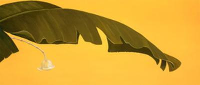 Banana Leaf II by Hampton Hall