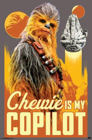 Han Solo - Chewie