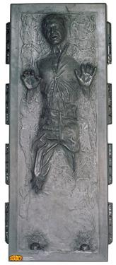 Han Solo in Carbonite - Star Wars Lifesize Standup