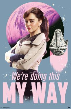 Han Solo - Qi'Ra