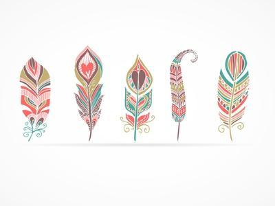 https://imgc.allpostersimages.com/img/posters/hand-drawn-bohemian-tribal-ethnic-feathers-colorful-set_u-L-Q13DR4K0.jpg?p=0