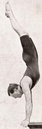 Handspring Dive - 1906 Olympic Games