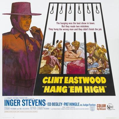Hang 'Em High, 1968