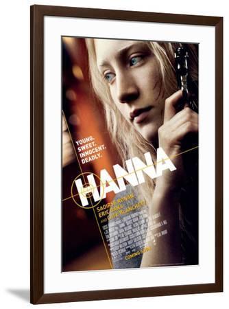 Hanna--Framed Poster