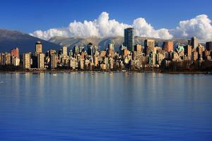 Beautiful City of Vancouver, Canada. by Hannamariah