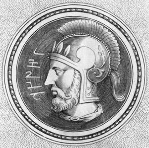 Hannibal, Silver Coin
