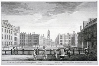 Hanover Square, Westminster, London, 1794