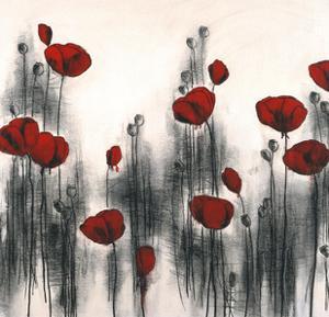 Floral Ii by Hans Andkjaer