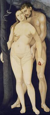 Adam and Eve, 1531 by Hans Baldung