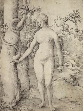 Eve, 1510 by Hans Baldung Grien