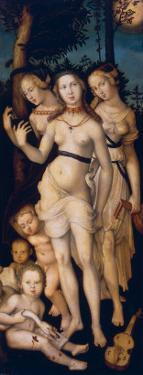 Harmony Or, the Three Graces by Hans Baldung Grien