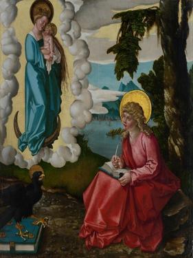 Saint John on Patmos, c.1511 by Hans Baldung Grien