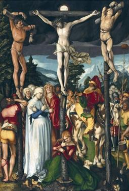 The Crucifixion of Christ by Hans Baldung Grien