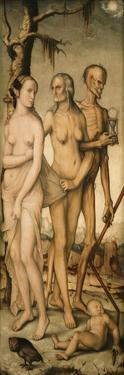 The Ages and Death by Hans Baldung