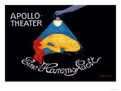 Eine Harems Nacht at the Apollo-Theater