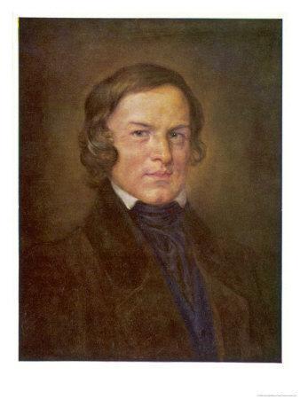 Robert Schumann German Composer