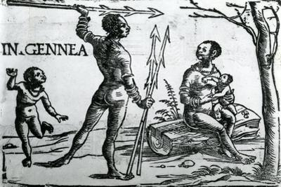 In Gennea, 1511 by Hans Burgkmair