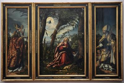 Saint John Altarpiece, 1518 by Hans Burgkmair
