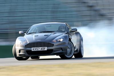Aston Martin DBS by Hans Dieter Seufert