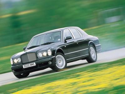 Bentley Arnage T by Hans Dieter Seufert