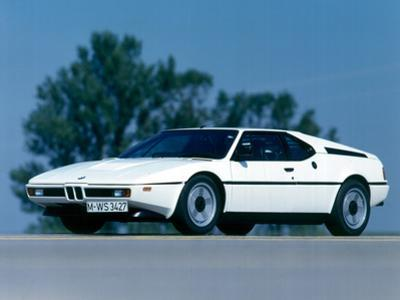 BMW M1 by Hans Dieter Seufert