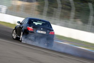 BMW M5 by Hans Dieter Seufert