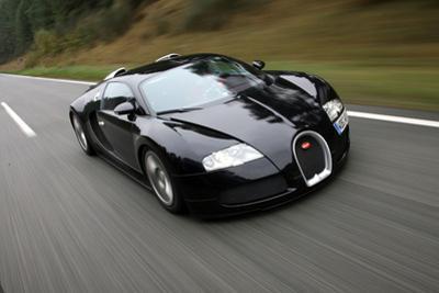 Bugatti 16.4 Veyron by Hans Dieter Seufert