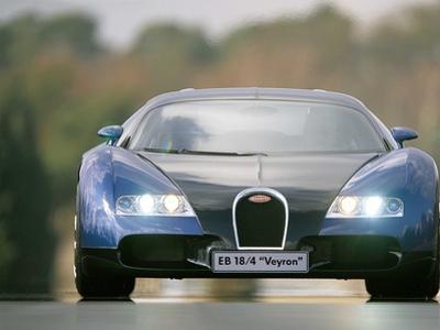 Bugatti Veyron 18/4 by Hans Dieter Seufert