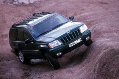 Chrysler Jeep Grand Cherokee 4.7 by Hans Dieter Seufert