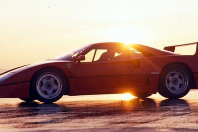 Ferrari F40 by Hans Dieter Seufert