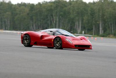Ferrari P4/5 by Pininfarina by Hans Dieter Seufert