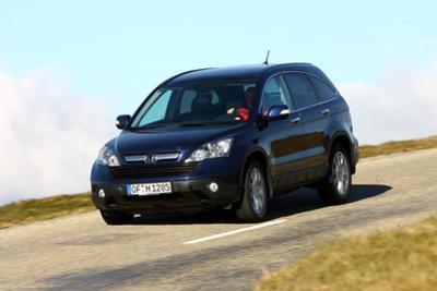 Honda CR-V 2.2 CDTi Executive by Hans Dieter Seufert