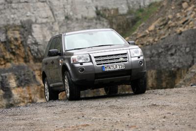 Land Rover Freelander TD4 HSE by Hans Dieter Seufert