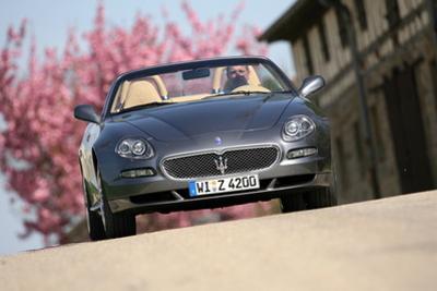 Maserati GranSport Spyder by Hans Dieter Seufert