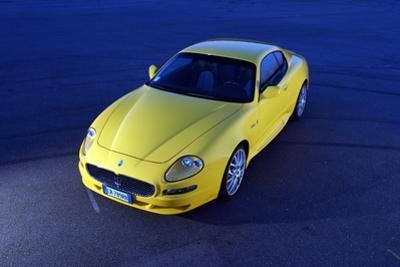 Maserati Gransport V8 by Hans Dieter Seufert