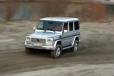 Mercedes G 320 CDI by Hans Dieter Seufert