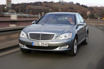 Mercedes S 320 CDI by Hans Dieter Seufert
