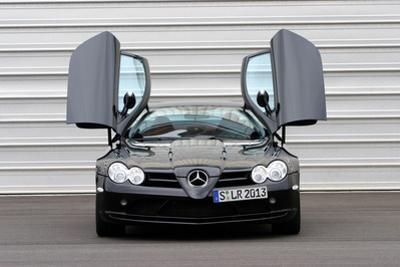 Mercedes SLR McLaren by Hans Dieter Seufert