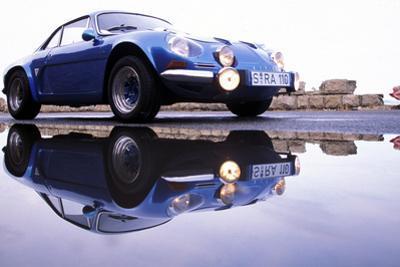 Renault Alpine A110 by Hans Dieter Seufert