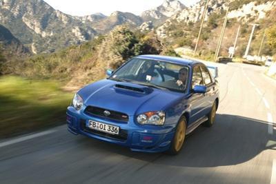 Subaru Impreza WRX STi by Hans Dieter Seufert
