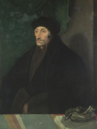 Portrait of Erasmus of Rotterdam, c.1530 by Hans Holbein the Younger