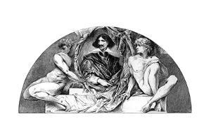 Diego Velazquez, Spanish Artist, C1880-1882 by Hans Makart